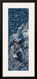 Up to the Mark, 32nd America's Cup Prints by Gilles Martin-Raget