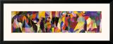 Tango Bal Prints by Sonia Delaunay-Terk
