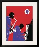 Last of the Blue Devils Prints by Romare Bearden