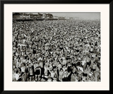 Coney Island, 1945 Print by Arthur (Weegee) Fellig