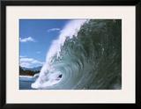Challenge: Wave Poster