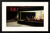 Nighthawks, c.1942 Posters by Edward Hopper