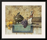 Still Life with Grapes Art by Francis Mastrangelo