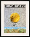 Roland Garros Art by Jiri Kolar