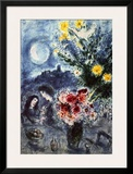 Souvenir D'Une Soiree Posters by Marc Chagall