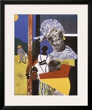 Come Sunday Posters by Romare Bearden