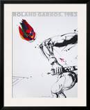 Roland Garros Prints by Vladimir Velickovic
