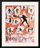 Roland Garros, 2003 Prints by Jane Hammond