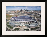 Dever Broncos- New Invesco Field Prints