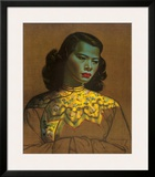 Chinese Girl Posters by Vladimir Tretchikoff
