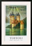Expo Château de Val Posters by Louis Toffoli