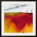 Fascinating Landscape V Print by Emiliana Cordaro
