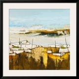 Peaceful Village II Prints by Emiliana Cordaro