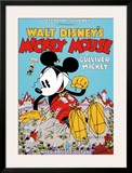 Mickey Mouse in Gulliver Mickey Posters