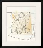 Scissors, c.1968 Art by Ben Nicholson
