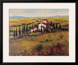 Tuscany III Posters by Tim O'toole