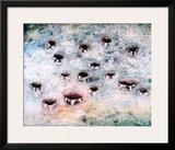 Fifteeen Holes, 1987 Prints by Miquel Barceló