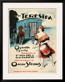 La Teresina (c.1930) Prints by Georges Dola