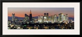City Skyline, Shinjuku District, Tokyo, Japan Prints