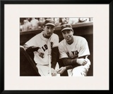 Ted Williams and Joe DiMaggio, 1951 Art
