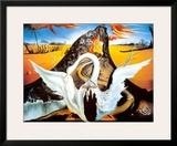 Bacchanale Print by Salvador Dalí