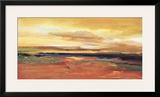 Moment II Framed Giclee Print by Marlene Lenker