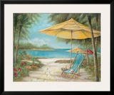 Relaxing Paradise II Prints by Ruane Manning