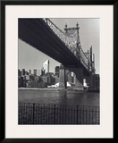 The 59th Street Bridge Posters by Christopher Bliss