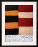 Roland Garros Prints by Sean Scully