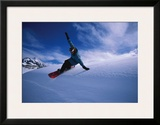 Vision: Snowboarder Posters