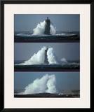 Le Phare du Four III Posters by Philip Plisson