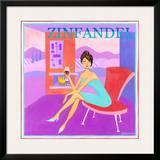 Zinfandel Prints by Jennifer Brinley