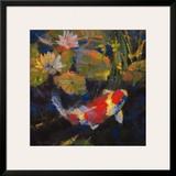 Water Garden I Prints by Leif Ostlund