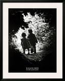 Walk to Paradise Garden Print by W. Eugene Smith