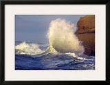 Perseverance: Crashing Wave Print by Craig Tuttle