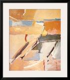 Berkeley No. 8 Prints by Richard Diebenkorn