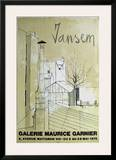 Expo Galerie Maurice Garnier Art by Jean Jansem
