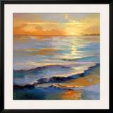 Ocean Overture Prints by Vicki McMurray