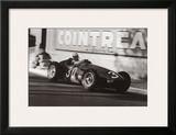 Grand Prix of Monaco 1956 Posters by Jesse Alexander