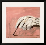 Paw, c.1968 Poster by Philip Guston