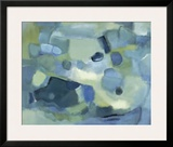 Ocean Song Framed Giclee Print by Nancy Ortenstone