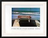 French Paradise (1984) Prints by Thierry Des Ouches