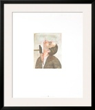 Amnesty International Prints by Roland Topor