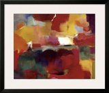 Lustrous Season Framed Giclee Print by Nancy Ortenstone