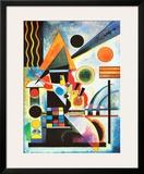 Balancement Art by Wassily Kandinsky