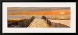 Beach Walk Prints by Diane Romanello
