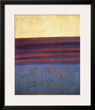 Your Lips Are Blue, c.1958 Prints by Frank Stella