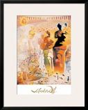 Le Torero Hallucinogene Art by Salvador Dalí