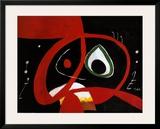 Kopf Art by Joan Miró