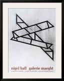 Galerie Maeght Print by Nigel Hall